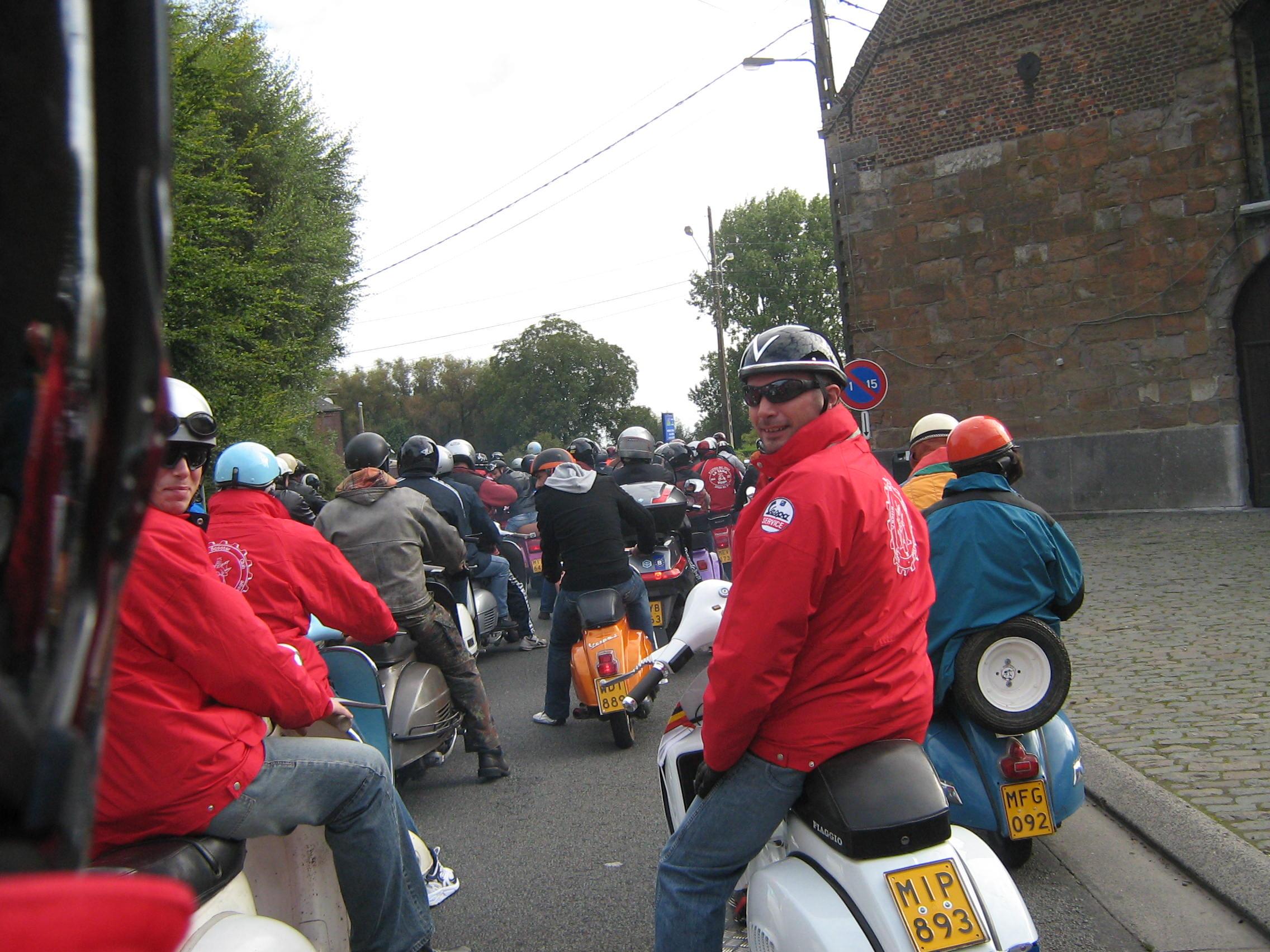 Gianni lorenzo rallye frameries 2007