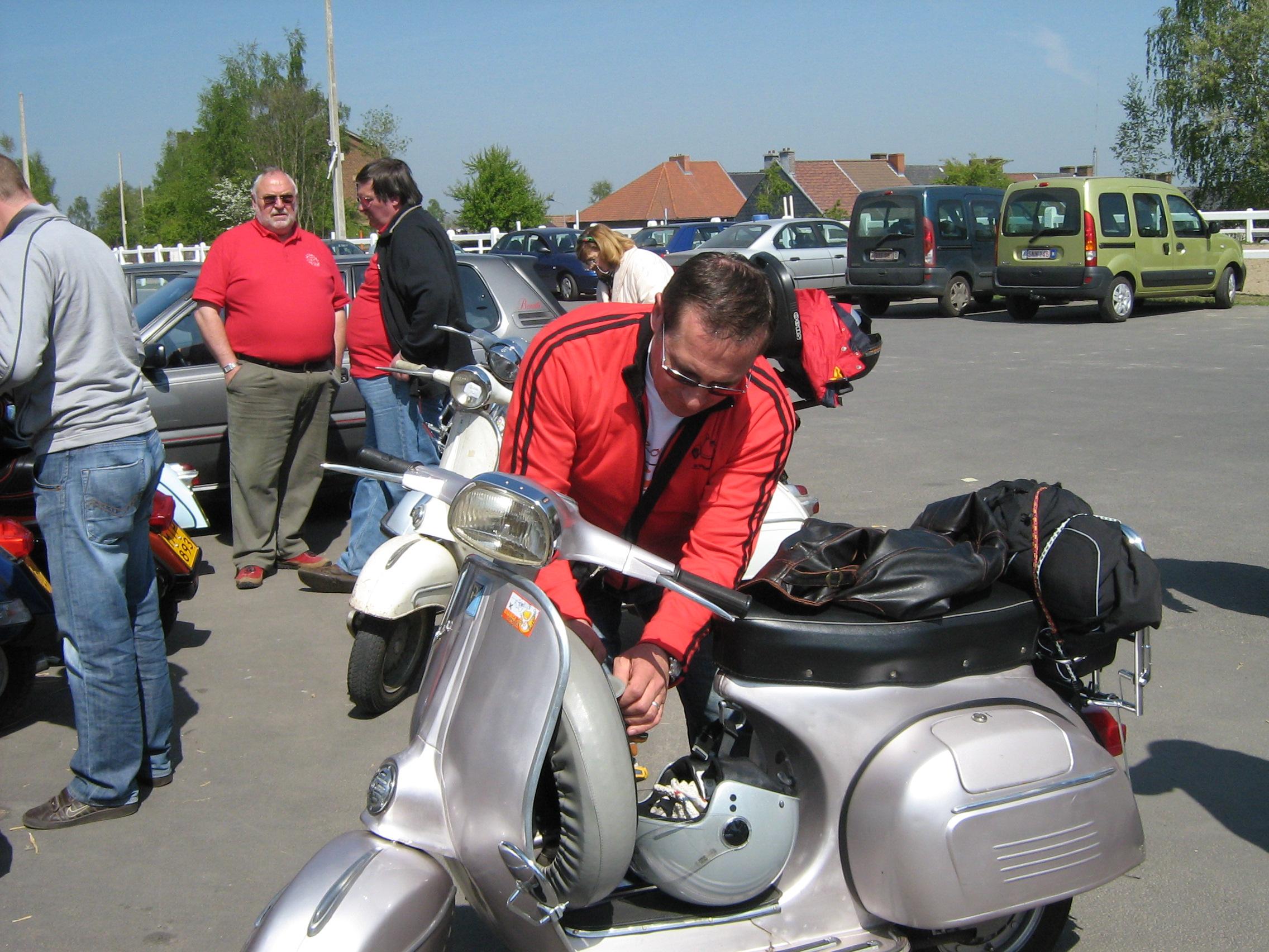 Giuseppe notre rallye 2007