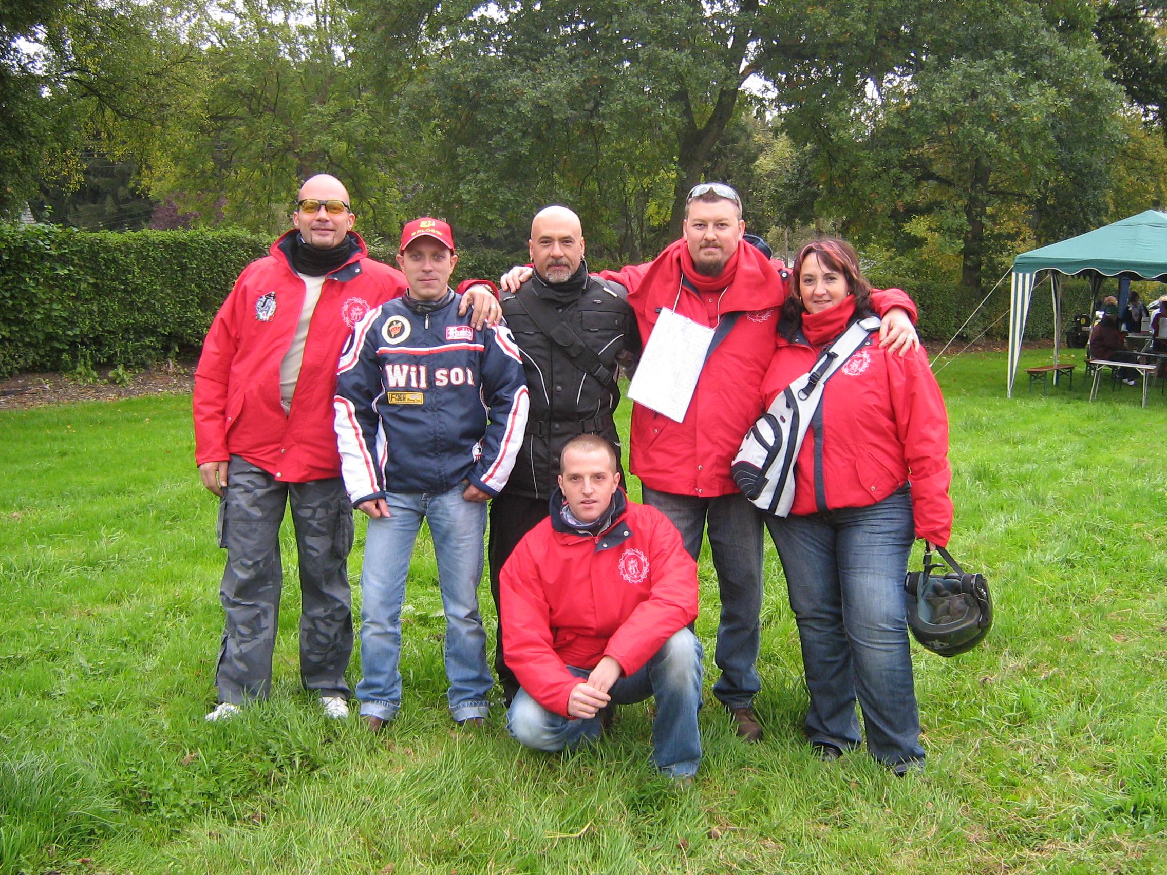 Spa Rome Spa groupe 2007