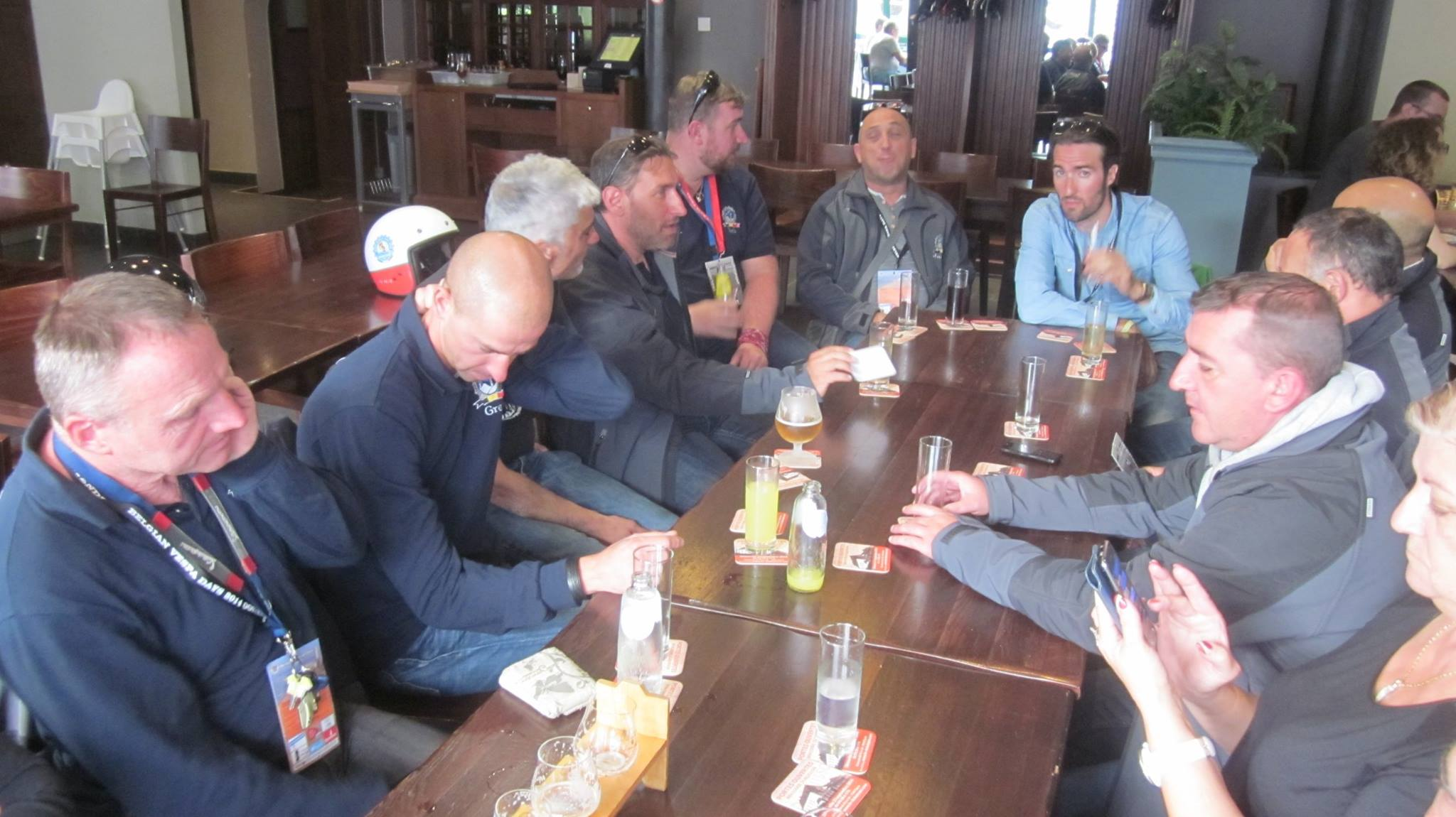 Belgian Vespa Days 2014 Greg Albert.1
