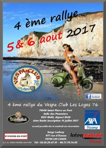 Rallye VC Les Loges 2017