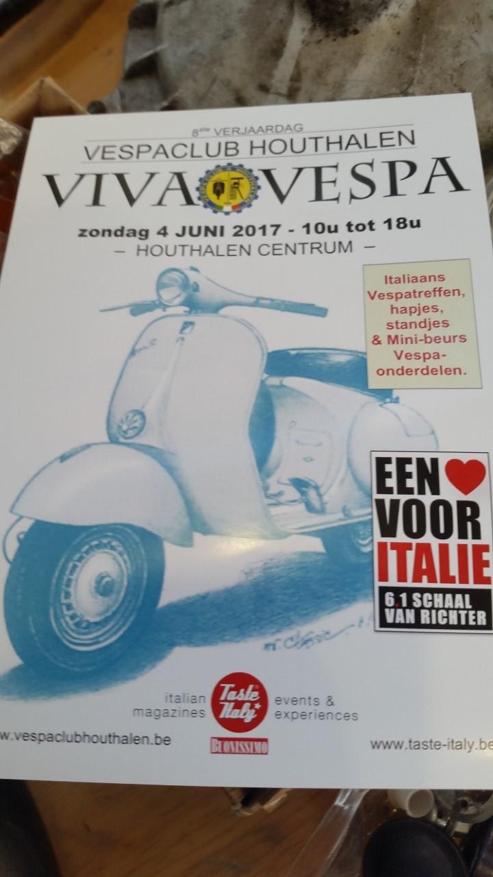 Rallye VC Houthalen 2017