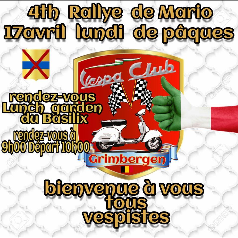 4e Rallye de Mario 2017
