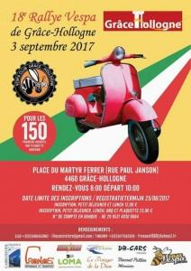 Rallye Grâce-Hollogne 2017