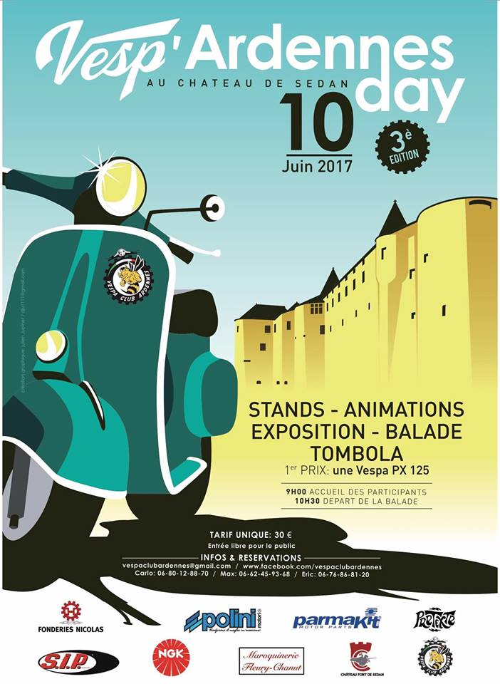 Rallye VC Ardennes 2017