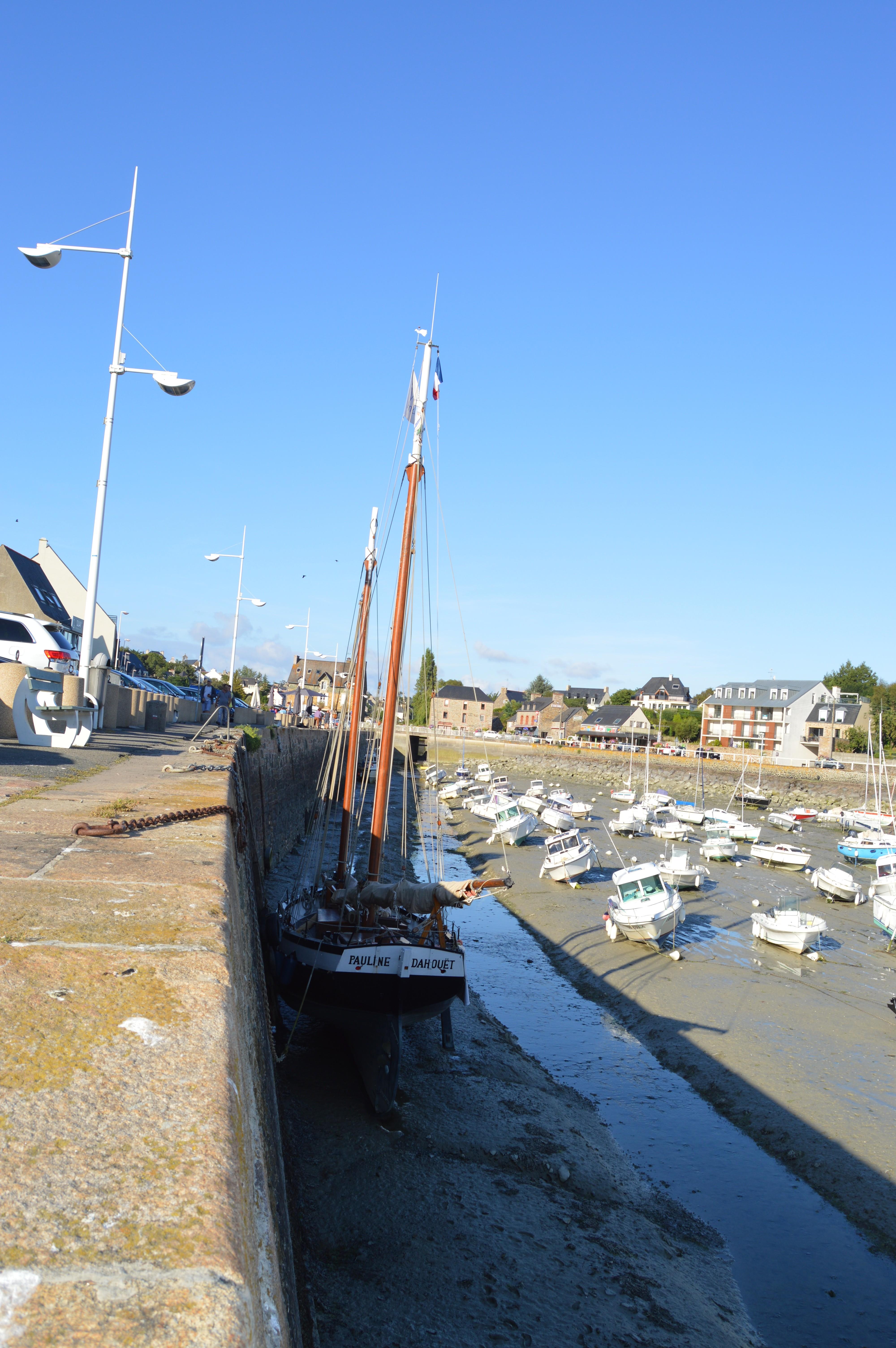 Port de Dahouët, Pléneuf-Val-André.