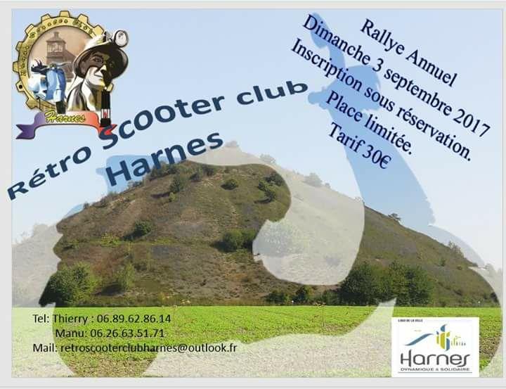 Rallye VC Harnes 2017