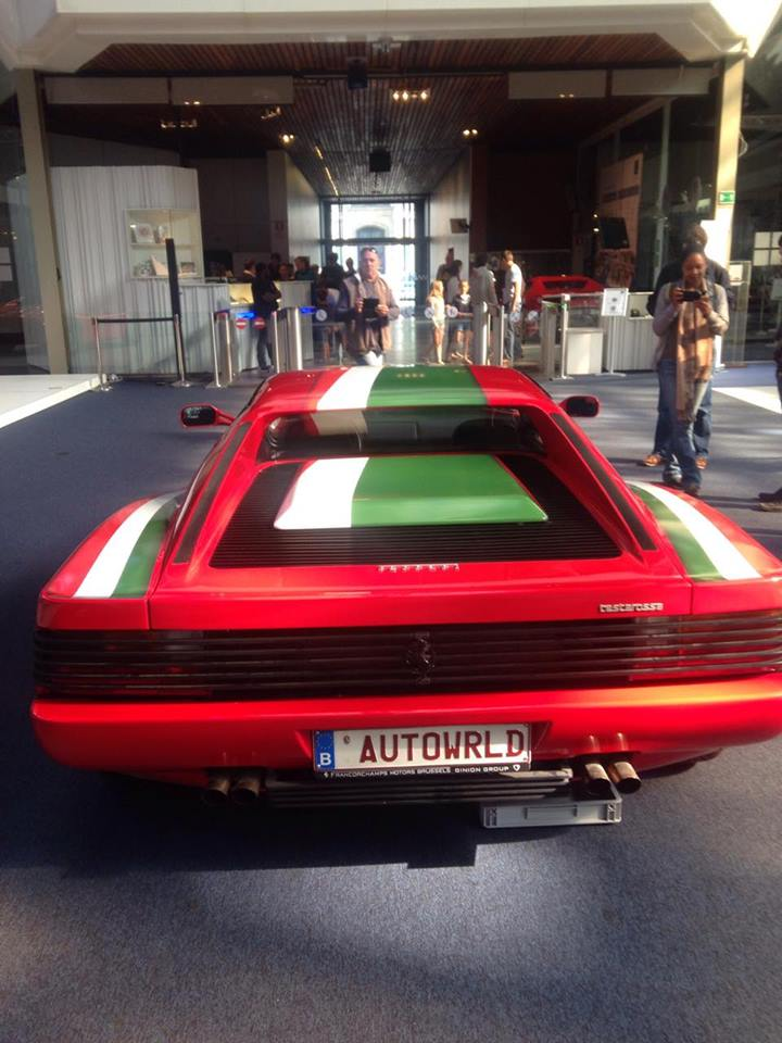 VCMB Autoworld Ferrari.15