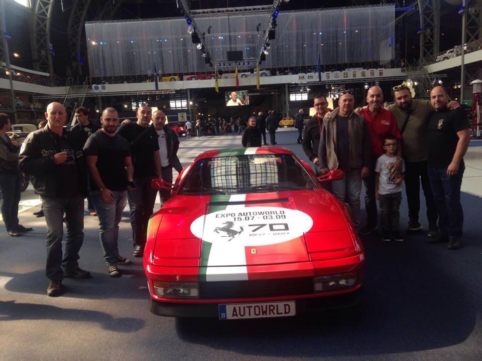 VCMB Autoworld Ferrari.16