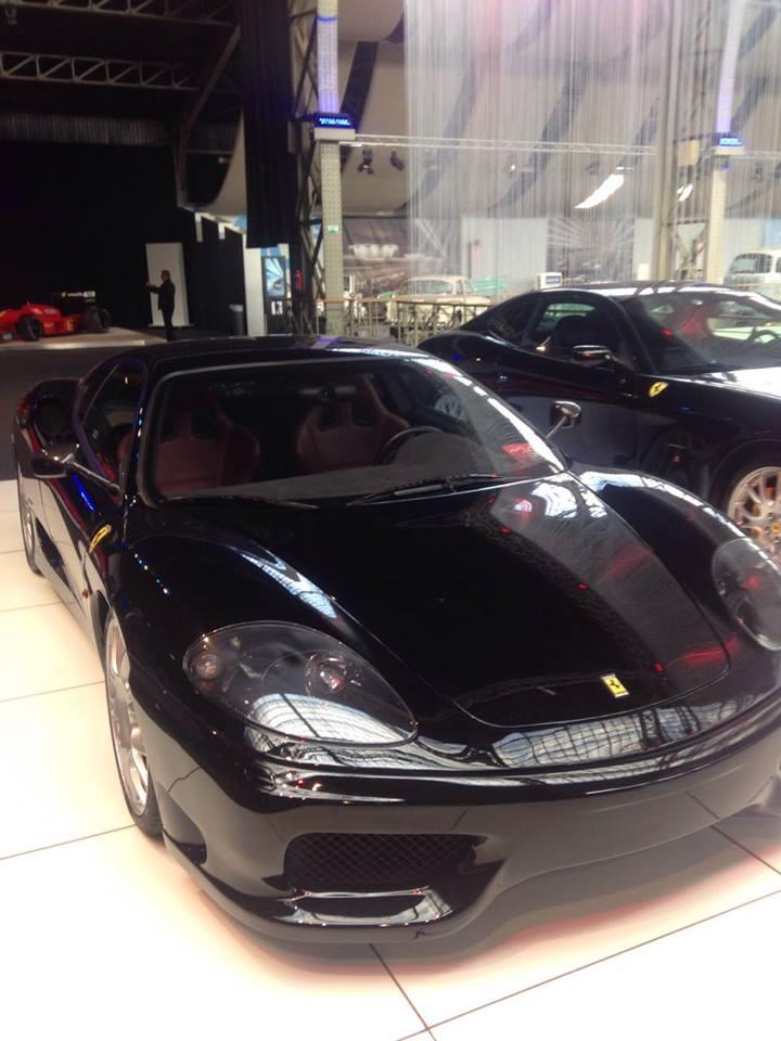 VCMB Autoworld Ferrari.22