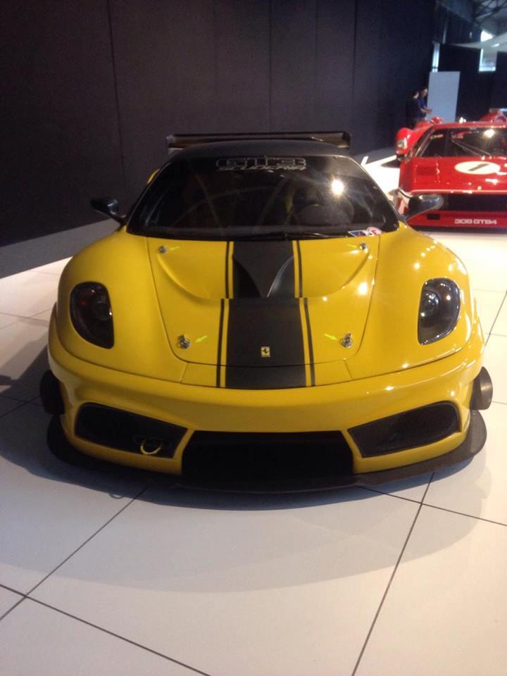 VCMB Autoworld Ferrari.30