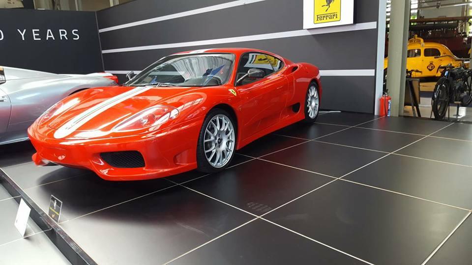 VCMB Autoworld Ferrari.37