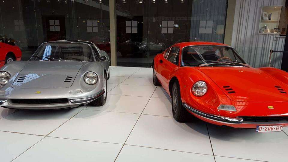 VCMB Autoworld Ferrari.38