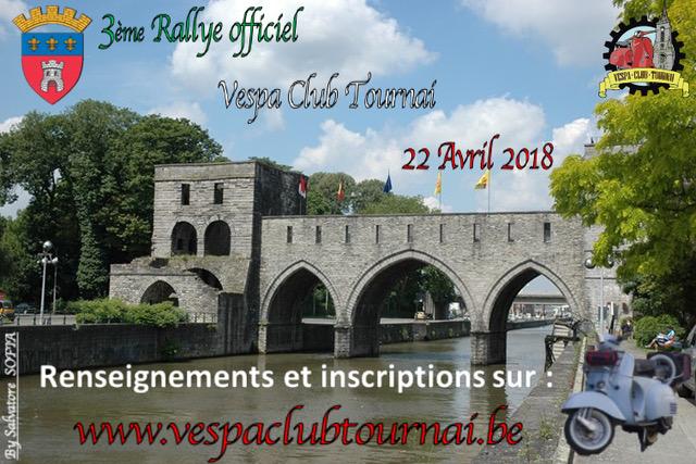 Rallye VC  Tournai 2018