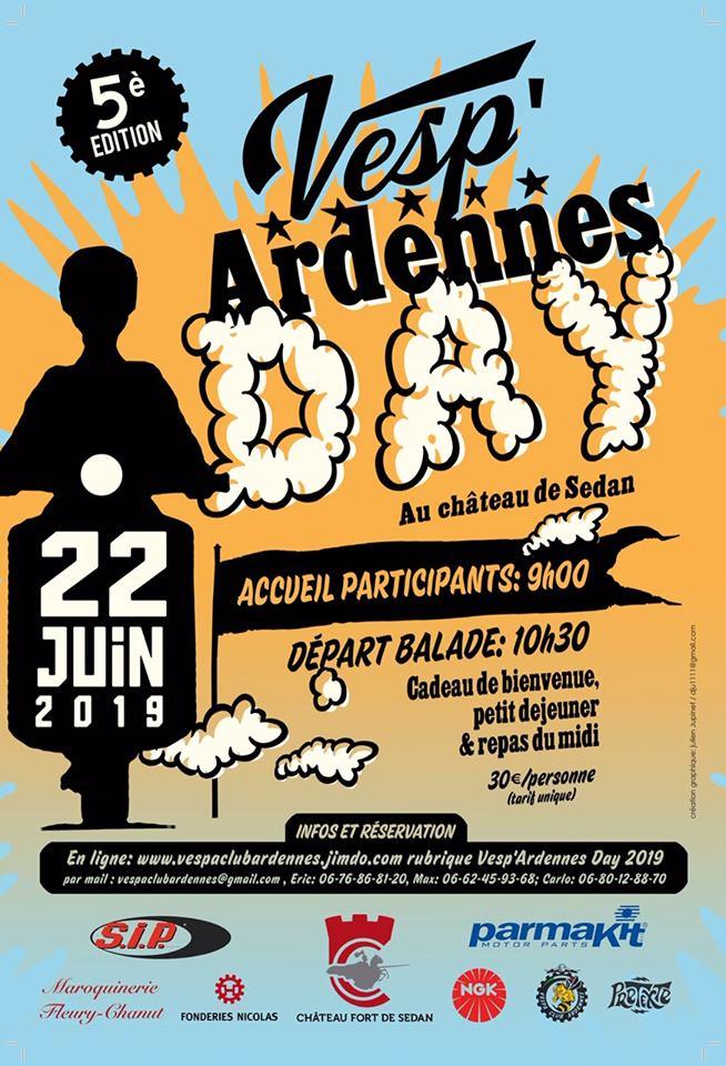 5e Vesp'Ardennes Day.1