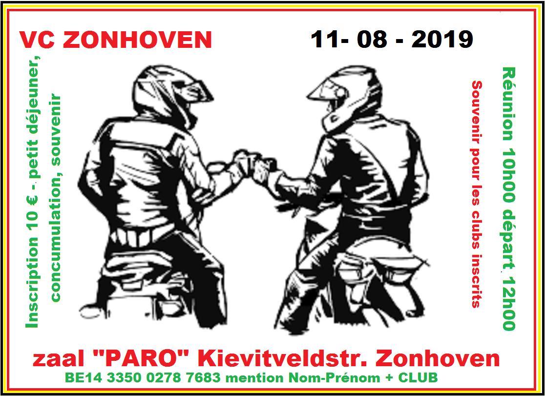 Rallye VC Zonhoven 2019