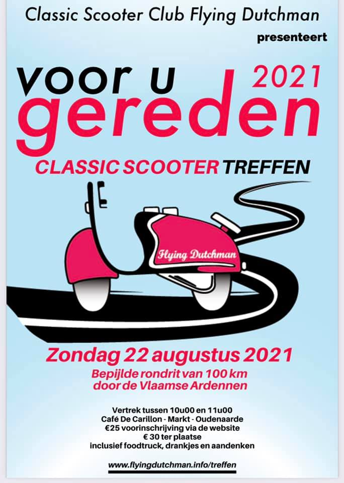 Flying Dutchman'balade 2021